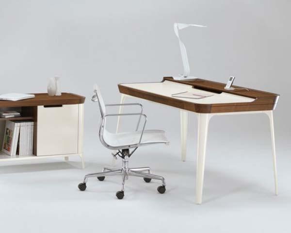 дизайнерский стол из фанеры, фото 62