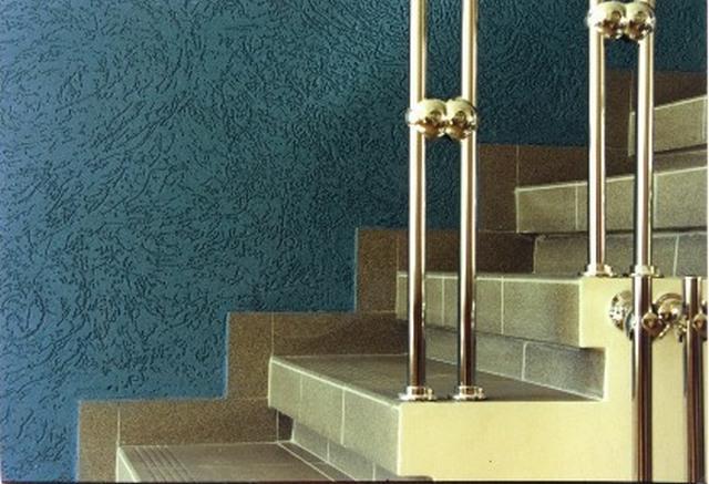 полимерная декоративная штукатурка короед