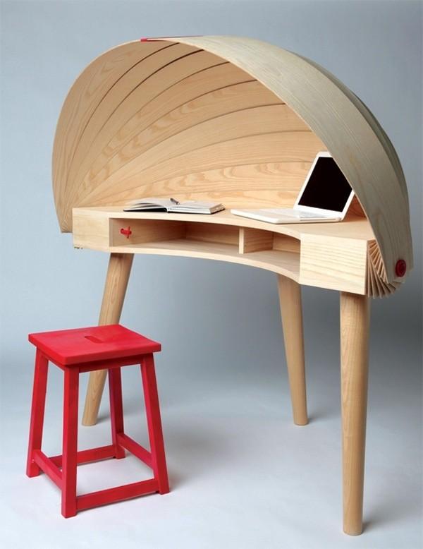 Рабочий стол из фанеры, фото 52