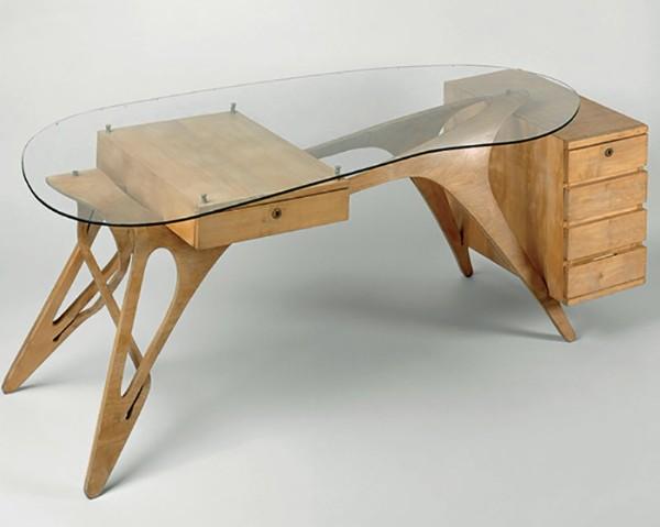 Письменный стол из фанеры, фото 53
