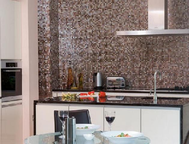 стеклообои на кухню текстура