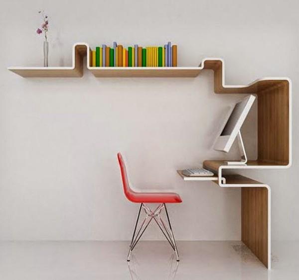 Рабочий стол из фанеры, фото 28