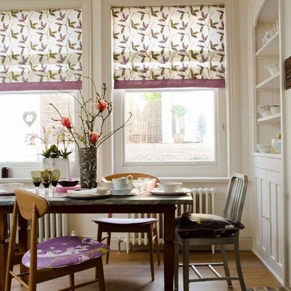 красивые шторы на кухню фото, фото 2