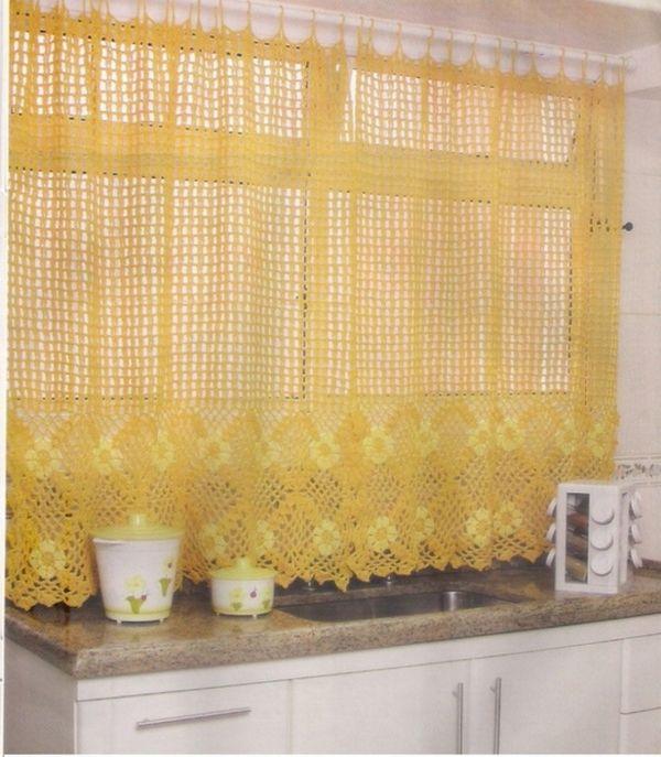 красивые шторы для кухни новинки, фото 13