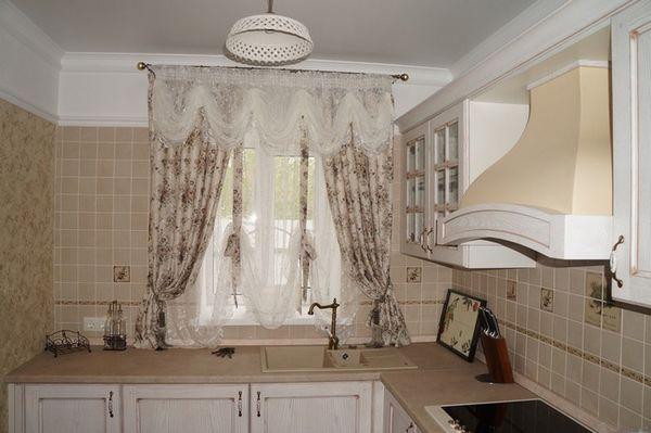 красивые шоры на кухню в современном стиле, фото 25