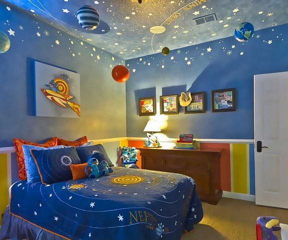 детская комната хенд мейд