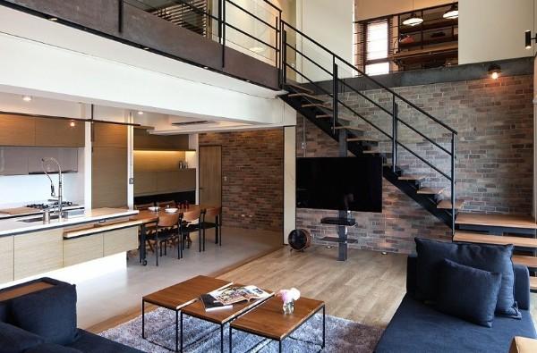 дизайн кухни современной с гостиной фото