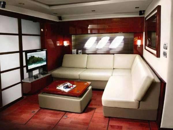 дизайн японской гостиной