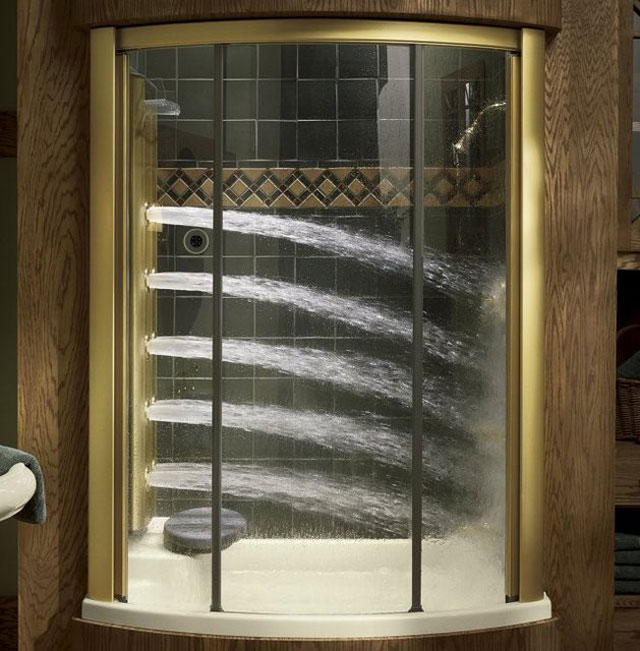 душевая кабина с душем шарко