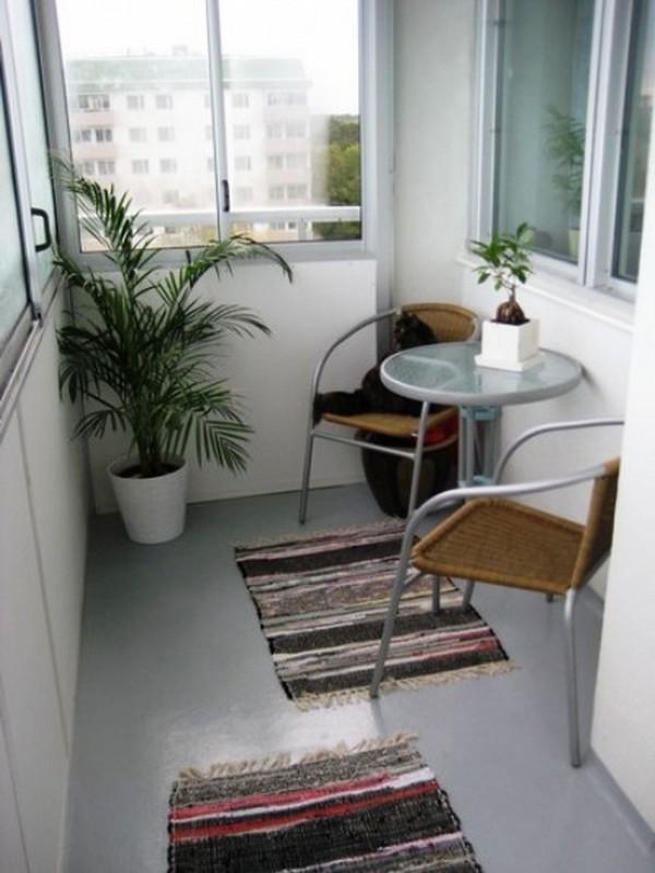 функциональный балкон в хрущёвке