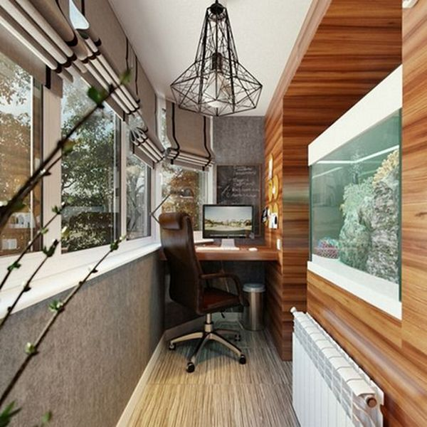 интересные идеи для балкона фото