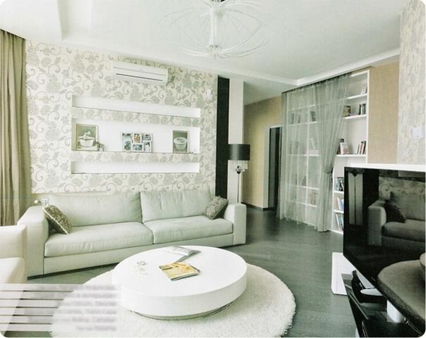 кондиционер в интерьере современного дома
