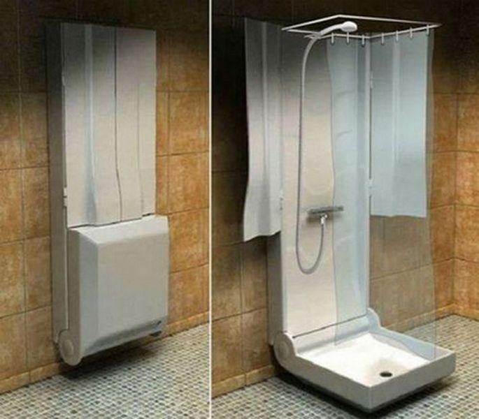 необычный душ фото