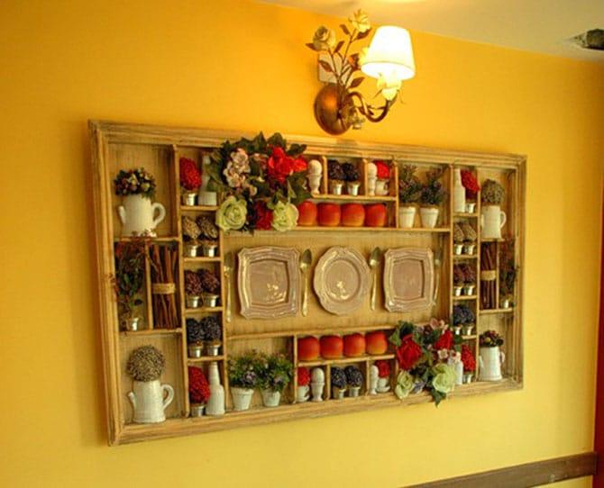 панно на стену в кухню