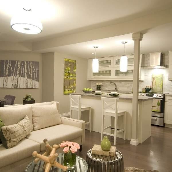 прованс дизайн однокомнатной квартиры