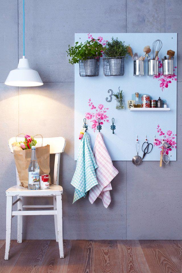 самодельные полки на кухню