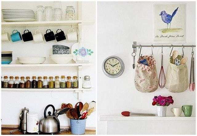 красивые мелочи на кухне