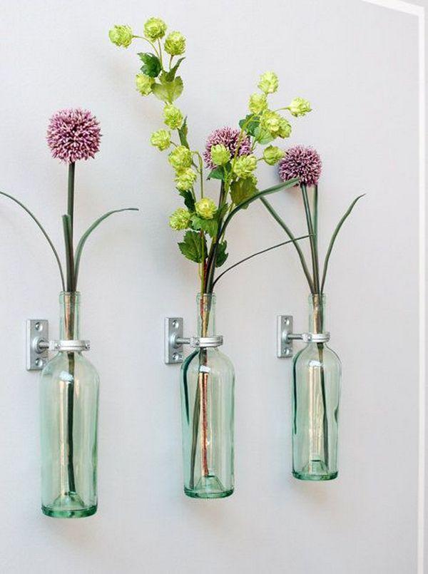 вазочки на кухне
