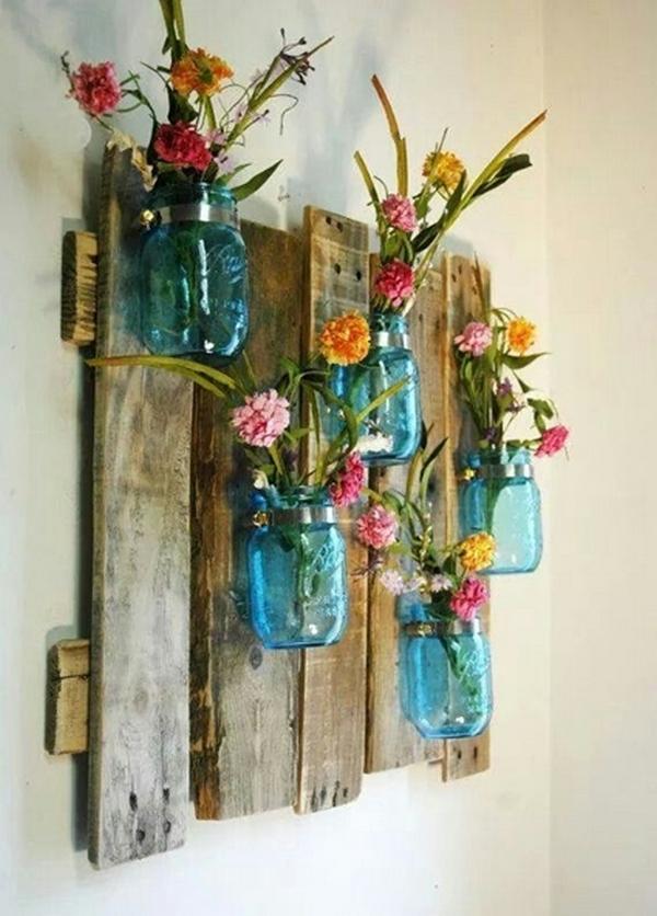 вазочки на стены кухни