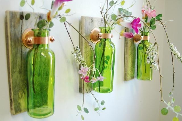 вазы на стены кухни