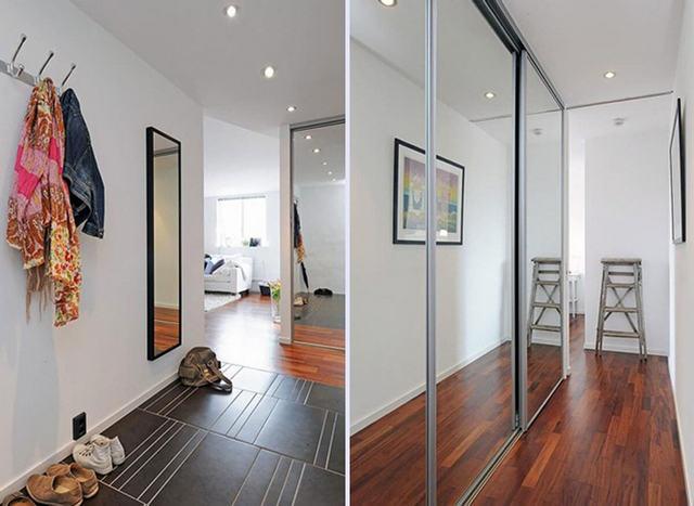 дизайн коридора в доме фото