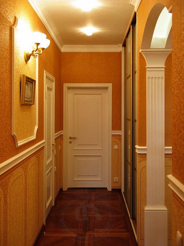 дизайн коридора в доме
