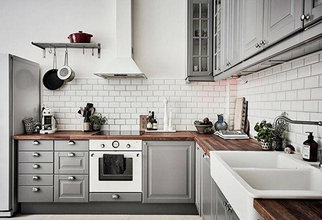 дизайн кухни угловой 7 кв фото