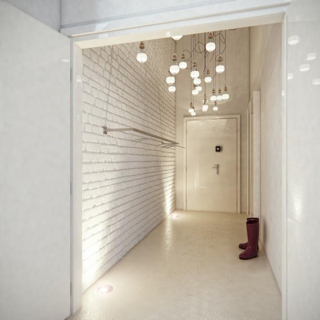 дизайн шкафа в коридор фото