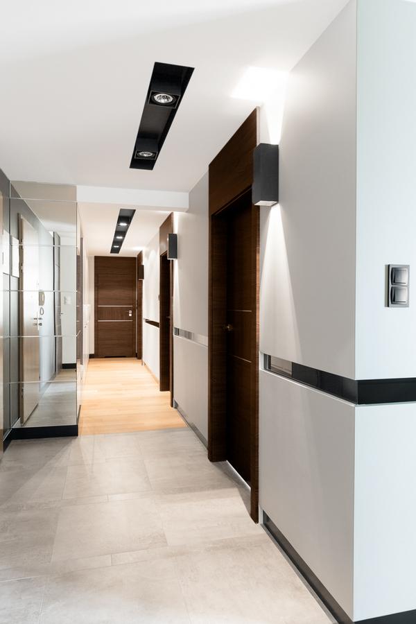 идеи дизайна коридора фото