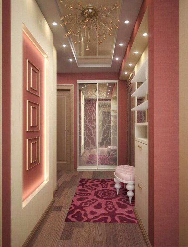 дизайн коридора в хрущёвке дизайн фото