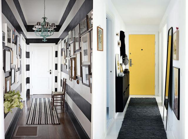 коридор в хрущёвке дизайн