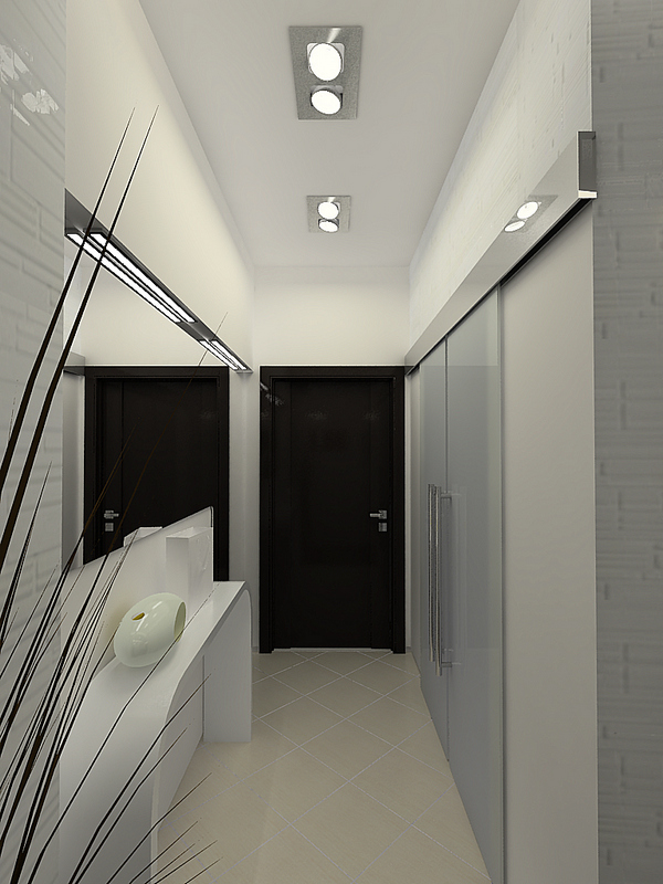 коридор в квартире дизайн