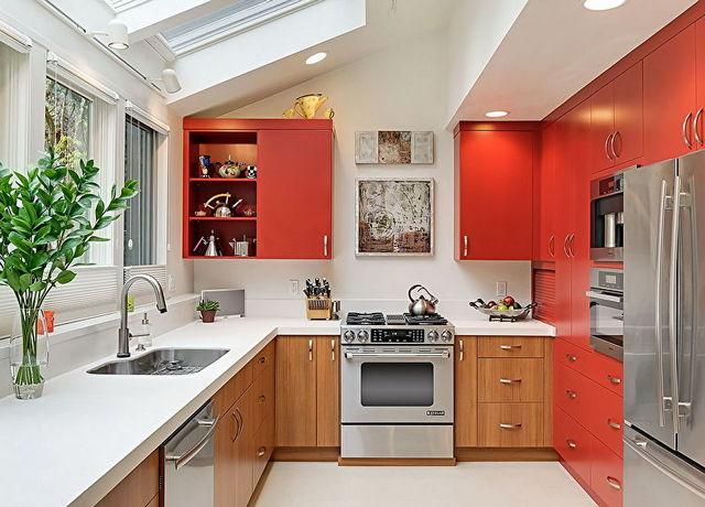 кухни фото дизайн 2018 угловые идеи