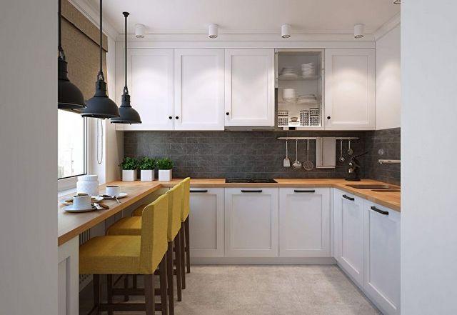 кухни фото дизайн 2018 угловые