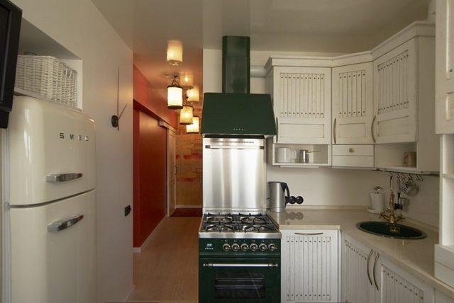 кухня дизайн фото угловая новинки фото