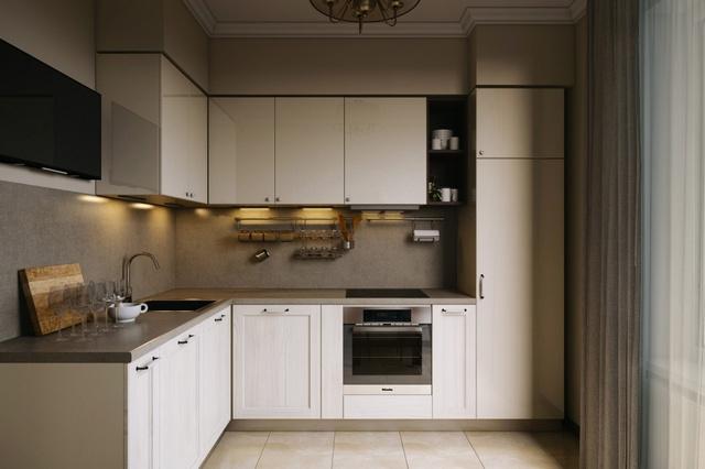 стильная и лаконичная мебель для кухни