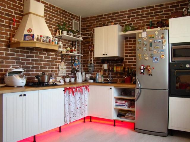 угловые кухни идеи дизайна