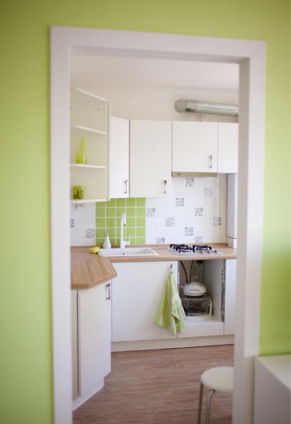 угловые кухни современный дизайн фото