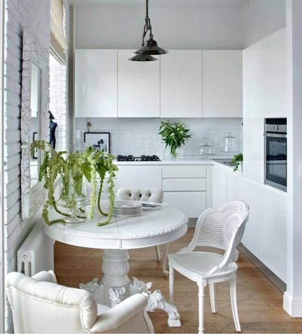 угловые кухни современный дизайн идеи