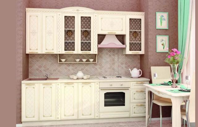 маленький кухонный гарнитур фото