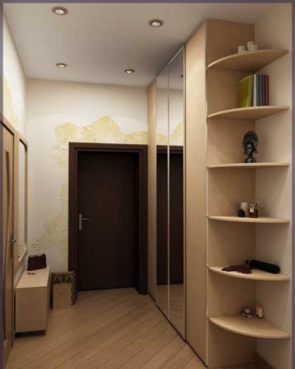 дизайн коридора в квартире фото 2018