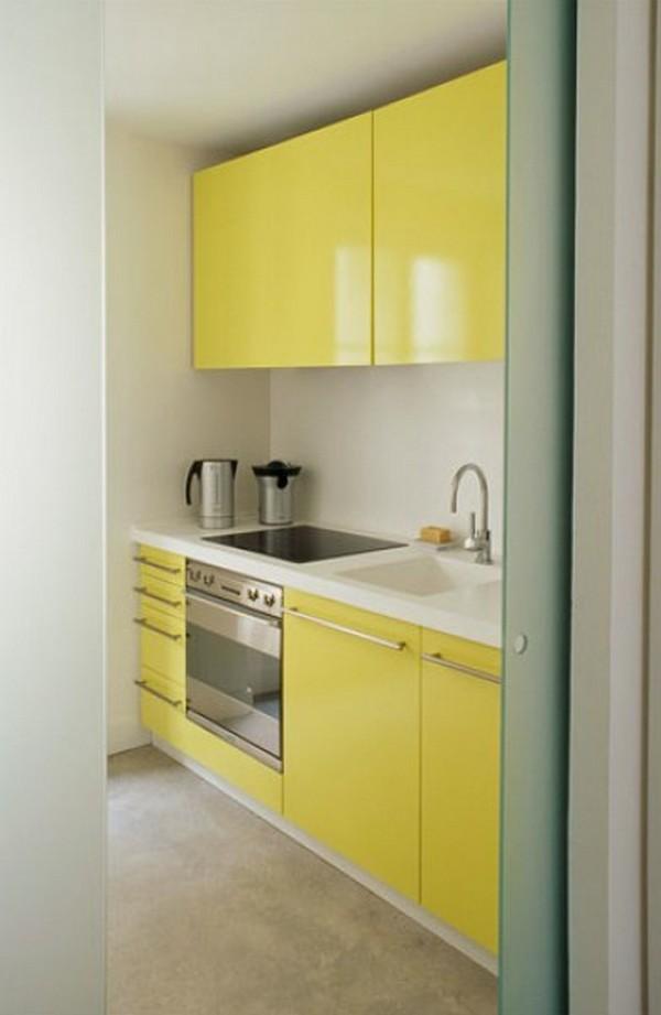 дизайн маленького кухонного гарнитура фото