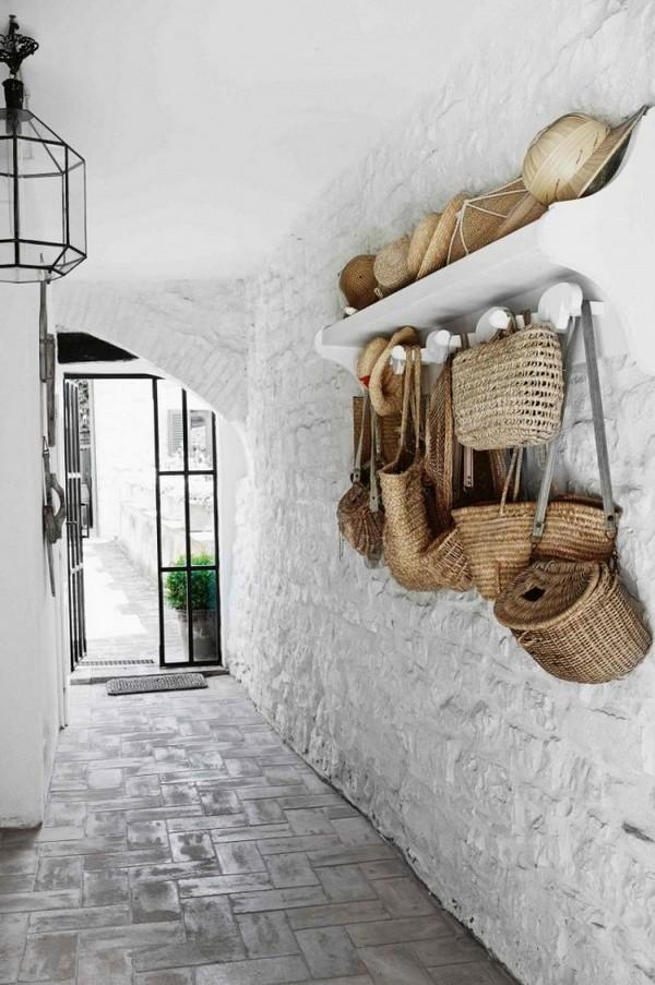 дизайн очень узкого коридора в квартире