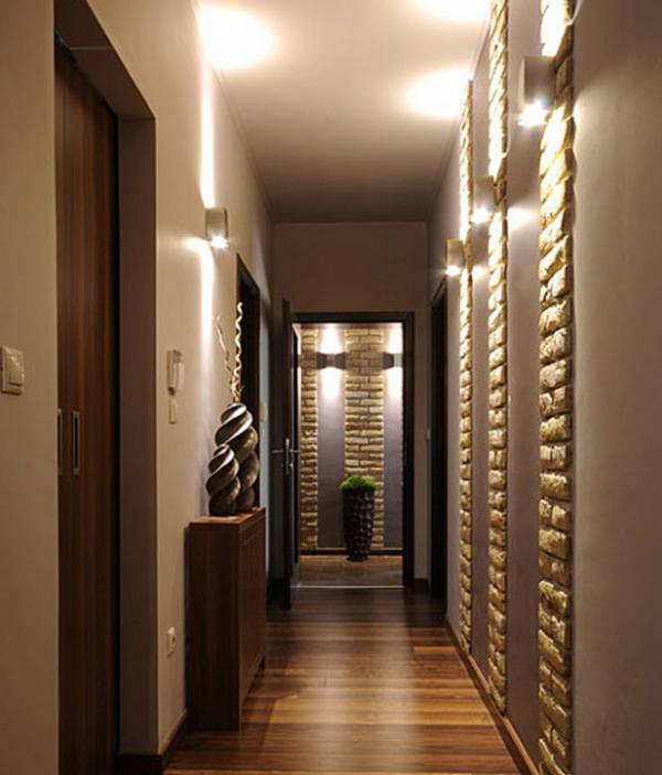 дизайн узкого коридора в хрущёвке