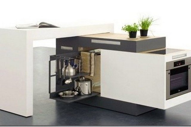 фото кухонных гарнитуров угловых для маленькой