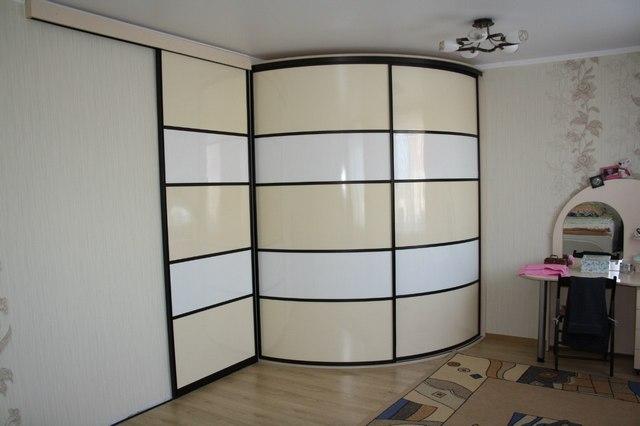 крутой радиусный шкаф