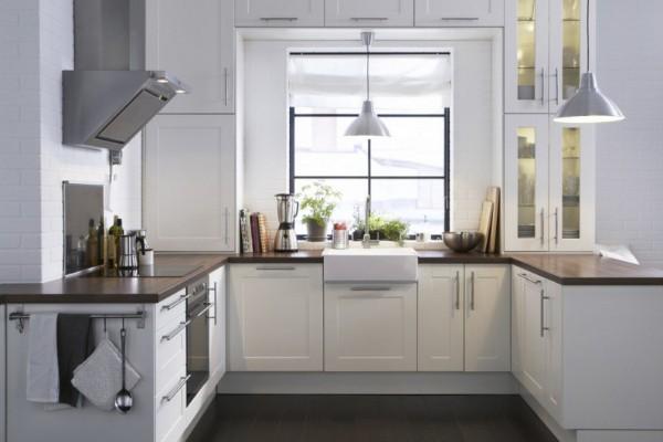 Угловые кухни для маленькой кухни, фото 5