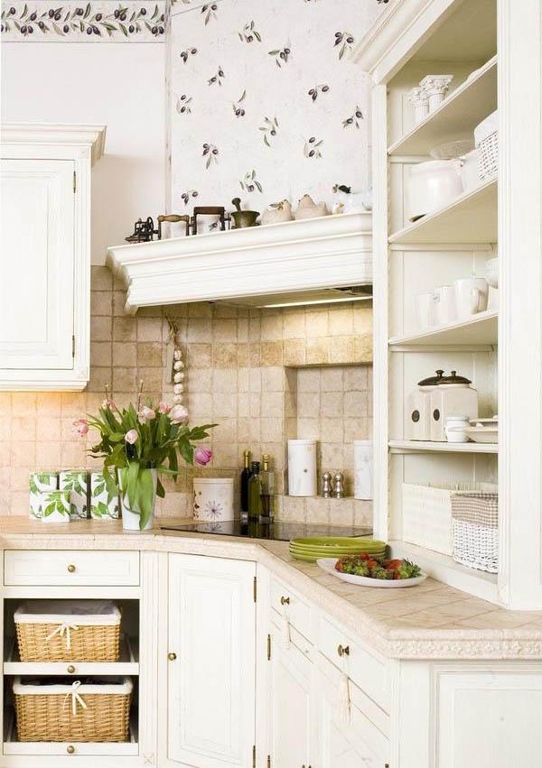 кухонный гарнитур для маленькой кухни 6 кв м
