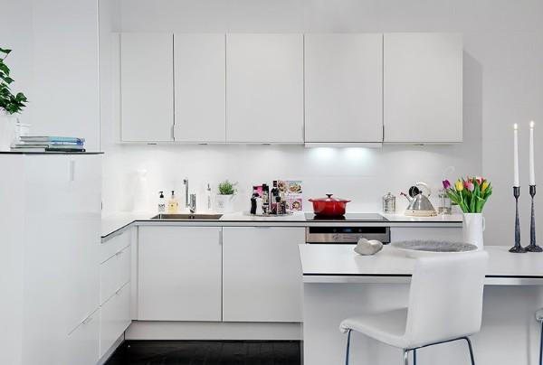 кухонный гарнитур угловой для кухни 6 кв. м.