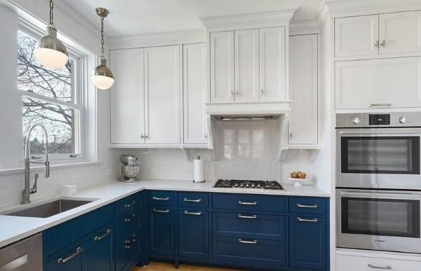 купить угловой кухонный гарнитур для маленькой кухни